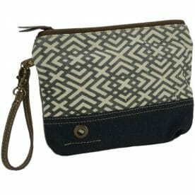 Myra Bag Clutch Oceane links voor