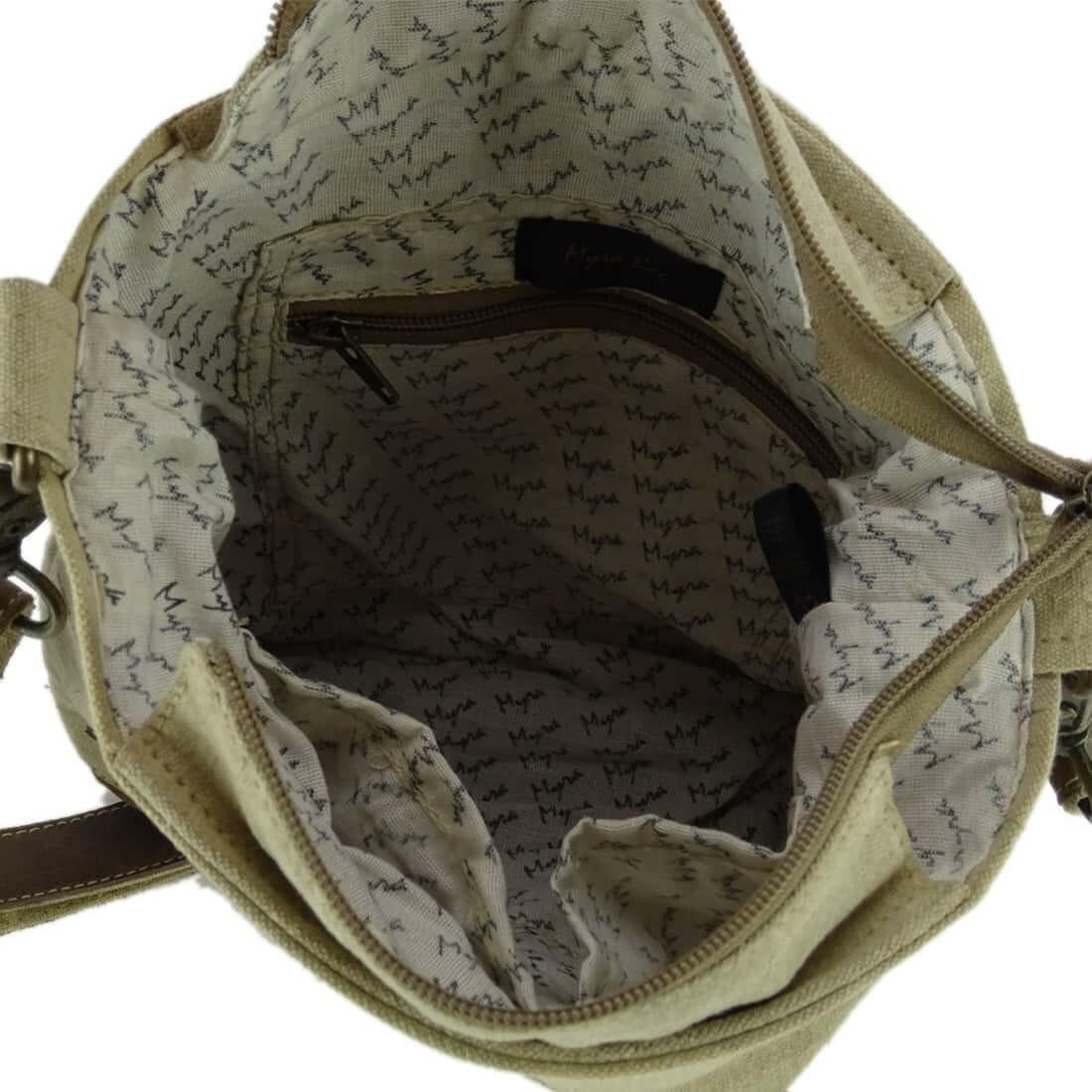 Myra Bag Schoudertas Isabelle binnenkant