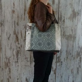 Myra Bag Shopper Leona persoon