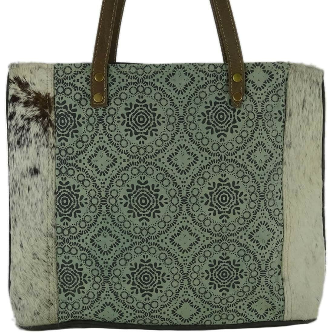 Myra Bag Shopper Leona voorkant