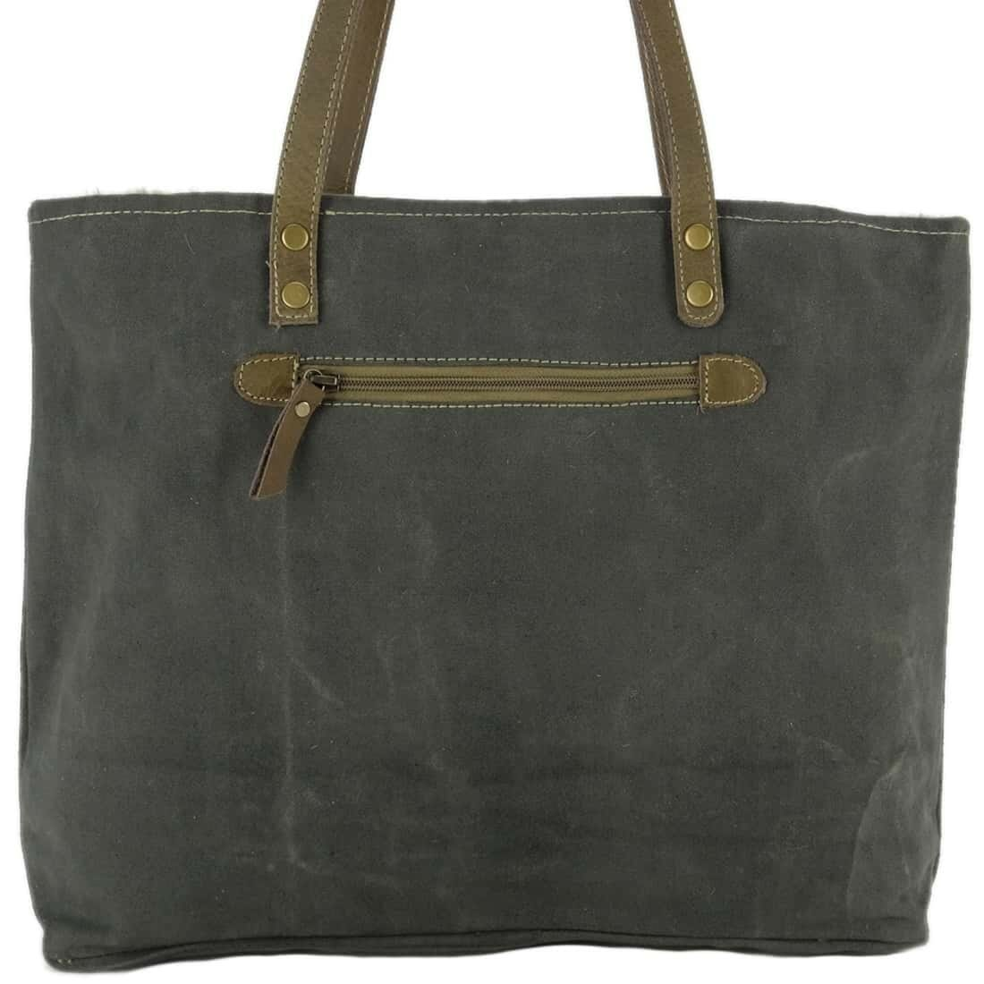Myra Bag Shopper Leona achterkant
