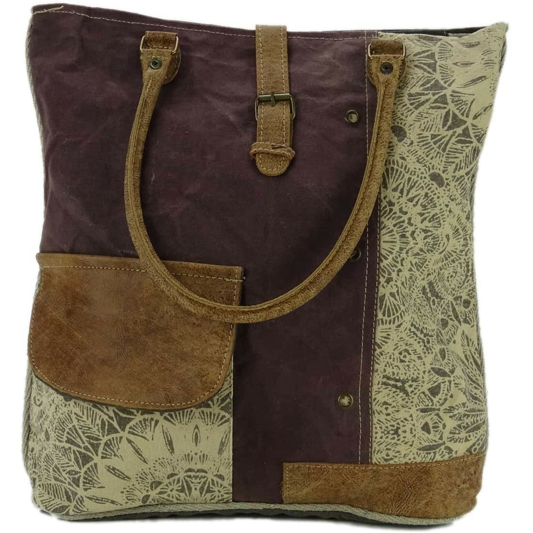 Myra Bag Shopper Gabrielle voorkant1