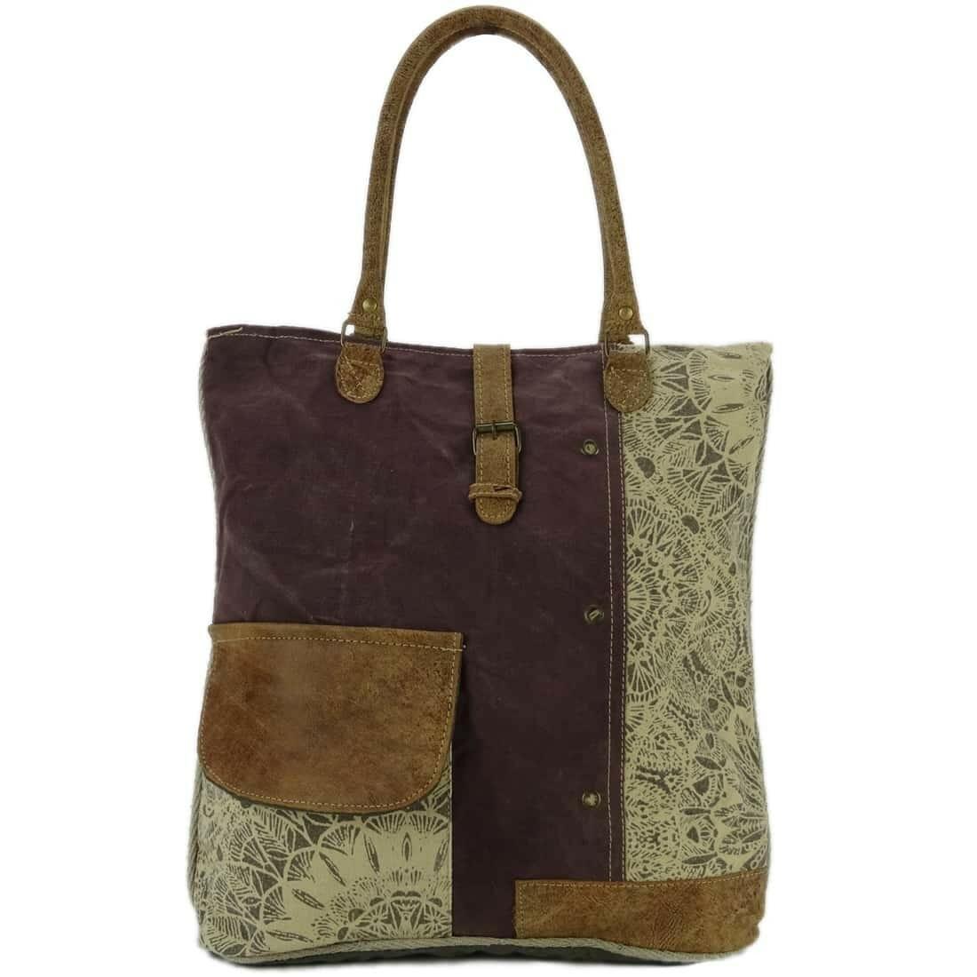 Myra Bag Shopper Gabrielle voorkant totaal