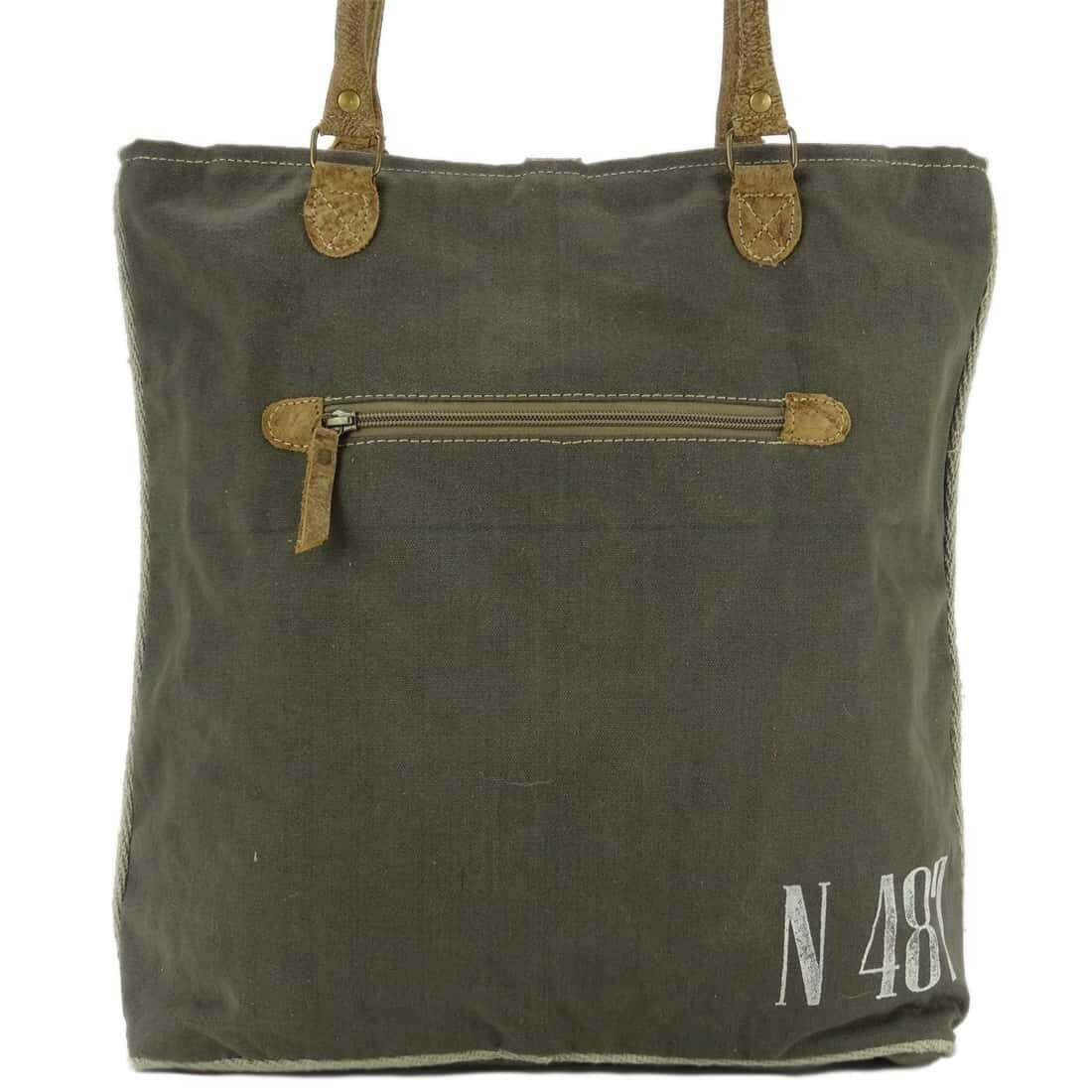 Myra Bag Shopper Gabrielle achterkant