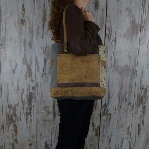 Myra Bag Shopper Giselle persoon