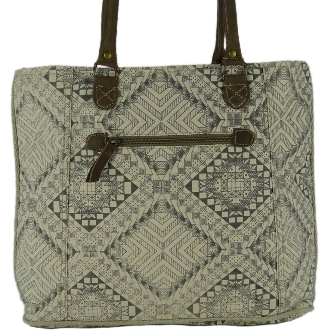 Myra Bag Shopper Isabella achterkant