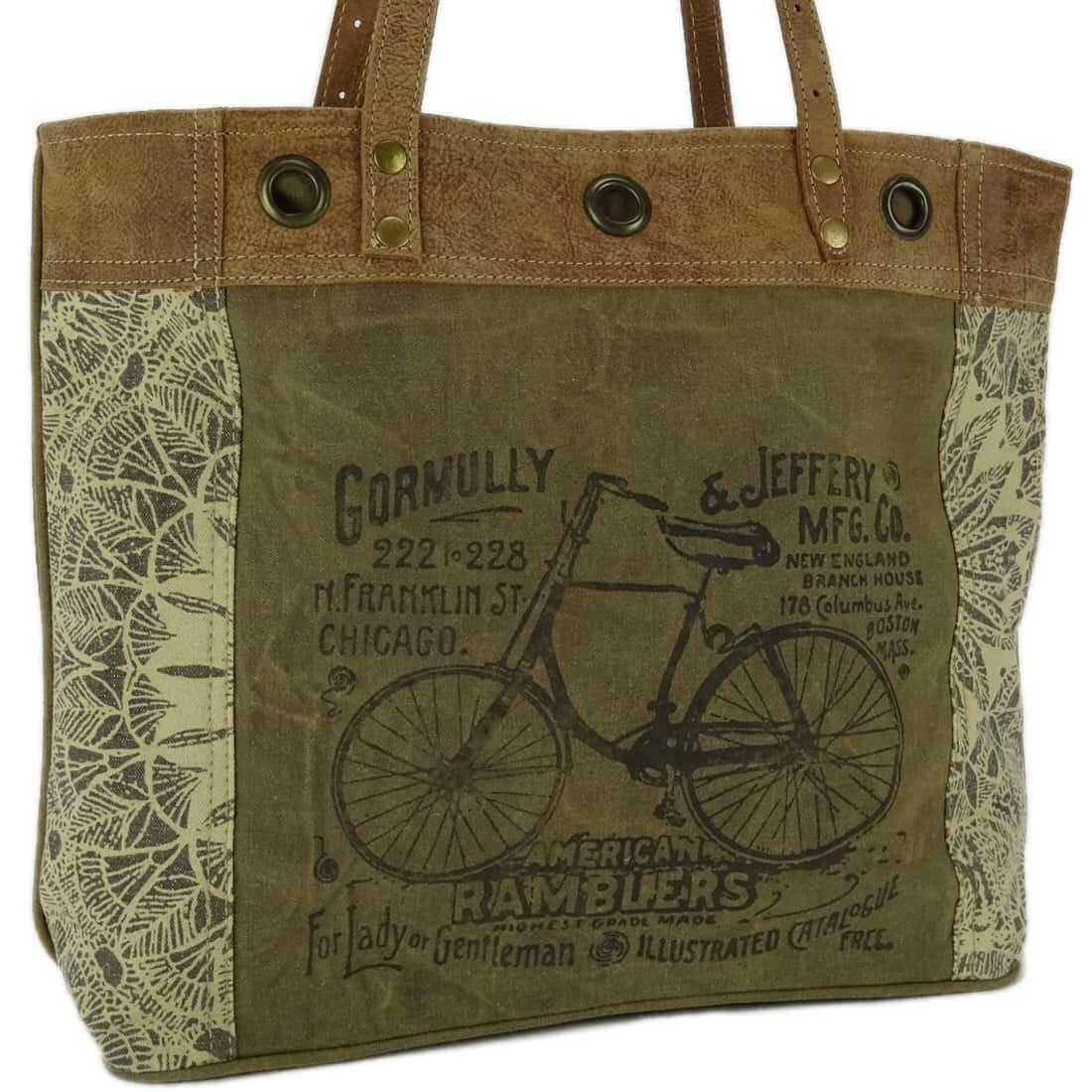 Myra Bag Shopper Mignon links voor