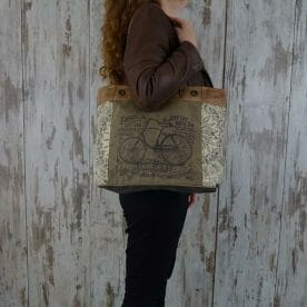 Myra Bag Shopper Mignon persoon