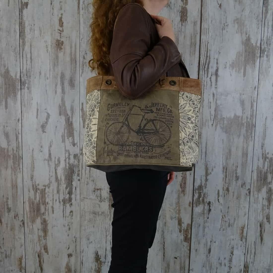 Myra Bag Shopper Mignon persoon