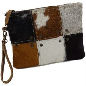 Myra Bag Clutch-Fanetta links voor
